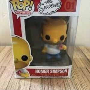 Homer simpson funko really rare